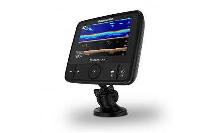 "gps plotter sonda raymarine dragonfly 7"" pro con CHIRP DownVision y CPT-DVS"