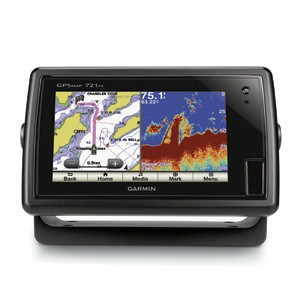 gps plotter garmin gps-map 721xs