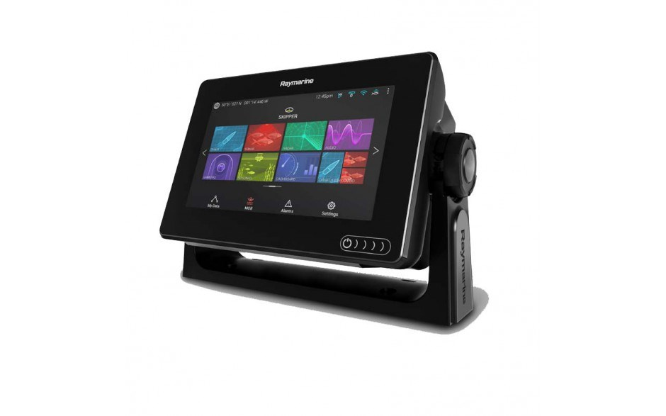 "Gps plotter  Raymarine AXION 7""Tactil y Wifi multifunción"
