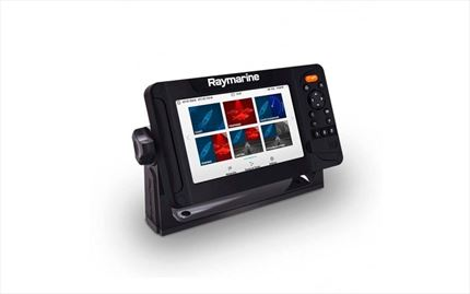 "Gps Plotter Display multifunción Element  7"" Raymarine con wifi y transductor"